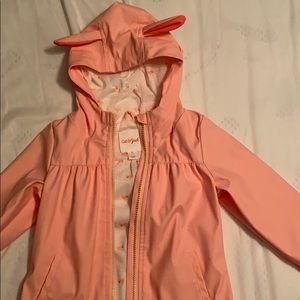 Toddler rain/light Jacket